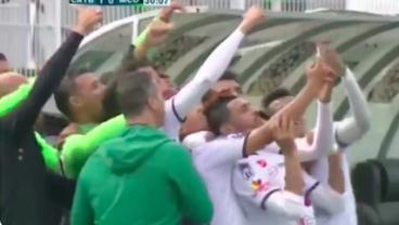 Selfie Celebration Goes Horribly Wrong For Moroccan Second Division Side