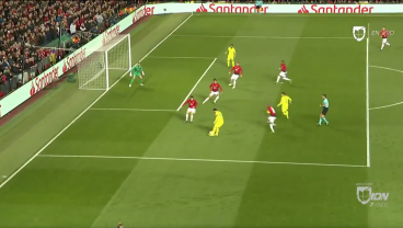 Messi Needs Just 12 Minutes To Unlock Man Utd Defense — With Help From VAR
