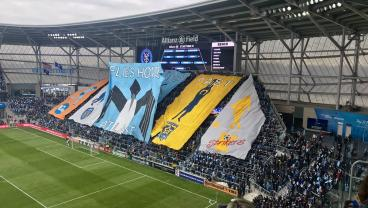 Minnesota United Opens New Stadium With Epic Tifo, Gets Incredible Housewarming Gift From NYCFC GK Sean Johnson