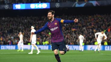 Messi Ends Fred, Scores Twice In Four Minutes Moments After VAR Denied Barça PK