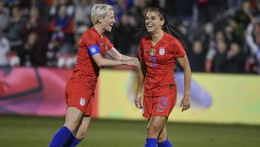 Jill Ellis Announces USWNT World Cup Roster To Defend 2015 Title With A Couple Key Inclusions