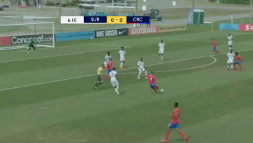 Costa Rica's Castro Is Looking Better Than Mexico's Efrain Alvarez, USA's Gianluca Busio At Concacaf U-17 Championship