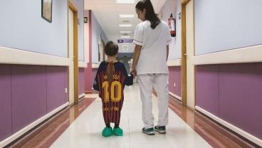 These Hospital Gowns Made From Famous Players' Jerseys Are The Best Thing You'll See This Week