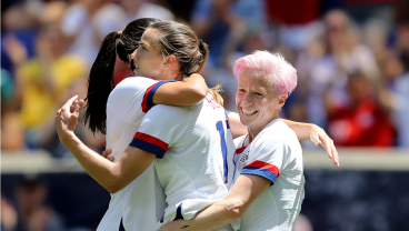 When Does USWNT Play Thailand At Women's World Cup? Preview, Prediction, TV, Streaming Info