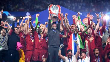 Liverpool, Klopp Get Champions League Validation With Win Over Spurs