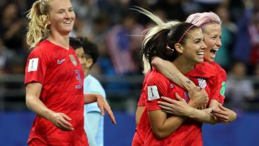 Report: USWNT, U.S. Soccer Agree To Mediation For Gender Discrimination Lawsuit