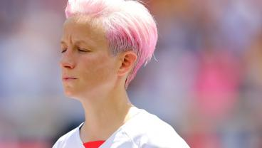 Jill Ellis Benches Megan Rapinoe For England Game