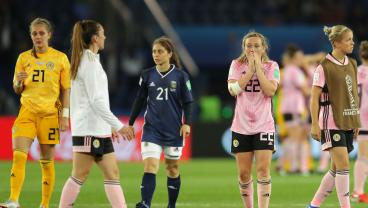Argentina — With Help From VAR — Makes Insane Comeback To Knock Scotland Out Of Women's World Cup