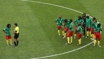 Referee Admits She Ignored 2 VAR Calls To Prevent Cameroon Walkout Against England