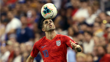 New Data Shows Just How Elite Christian Pulisic Is With The Ball At His Feet