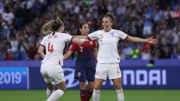 Lucy Bronze's Ridiculous Smash Underscores England's Status As A World Cup Favorite In 3-0 Rout Of Norway