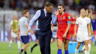Phil Neville And England's Antics Show Three Lionesses Not Ready To Be World Cup Contenders