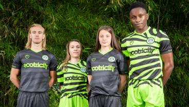 Forest Green Rovers, World's Greenest Club, Unveils First Kit Made From Bamboo