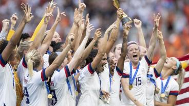 USWNT Sets Amazing New Record In Latest FIFA World Rankings