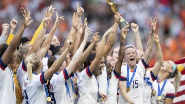 No Rest For The Weary: USWNT Confirms Full Victory Tour Dates For This Fall