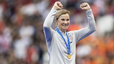Jill Ellis' Next Job Should Be In The Men's Game