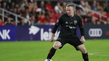 Wayne Rooney Ditching D.C. United For Derby County Player-Coach Gig