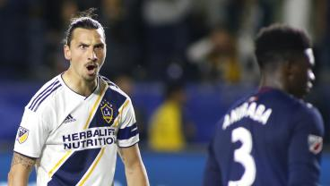 Zlatan Trashes MLS Playoffs: 'I Think The System Is Sh*t'
