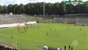 American Gio Reyna, 16, Scores In BVB U-19 Debut — His 14-Year-Old Teammate Scored Six