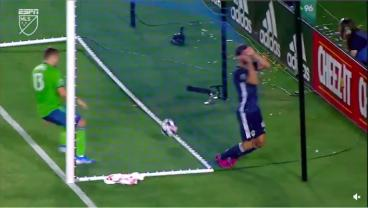 Zlatan Ibrahimović's Brace Undone By Comical LA Galaxy Own Goal