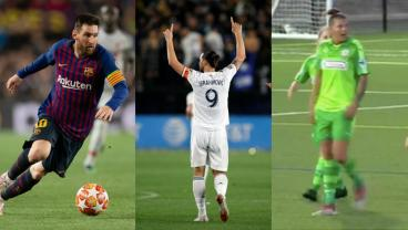Messi, Zlatan And Cliftonville Ladies FC Set To Battle For FIFA Puskás Award