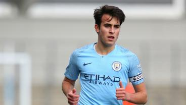 Meet The 18-Year-Old Man City Player That's Already Being Called The Next Guardiola