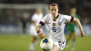 Rose Lavelle's Absence Highlights Problem With USWNT Paying NWSL Salaries