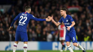 Christian Pulisic In Middle Of Chelsea's Insane 3-Goal Rally Against 9-Man Ajax