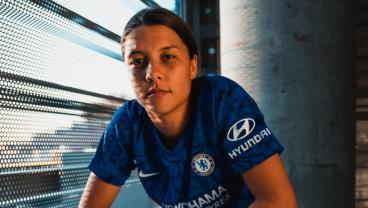 Sam Kerr Shuns NWSL To Sign Big-Money Deal With Chelsea