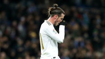 Zinedine Zidane Defends Gareth Bale After The Welshman's Horrific Reception At The Bernabéu