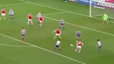 Arsenal Women Score A Spectacular Team Goal