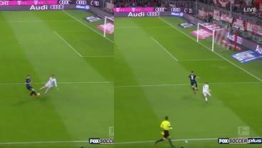 It All Goes Wrong When Manuel Neuer Goes In Half-Ass