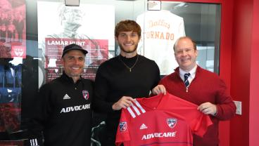 Alabama Native Would Rather Play For FC Dallas Than Clemson Football