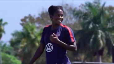 Meet Brianna Pinto, The Unstoppable USWNT U-20 Star