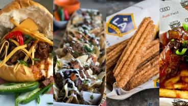 Gluttonous MLS Stadium Food Is More Than Enough Reason To Attend A Match