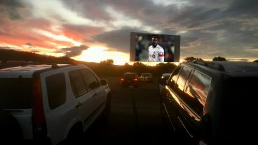 Drive-In Theaters For Soccer? The Pick-Me-Up We All Need