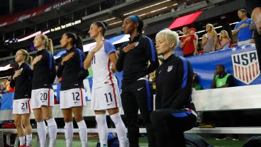 U.S. Soccer Admits It Was Wrong, Makes 180 On Kneeling During Anthems