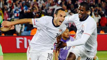 A Decade Later, Where Does Landon Donovan's Goal Against Algeria Rank On The All-Time List Of USMNT Moments?