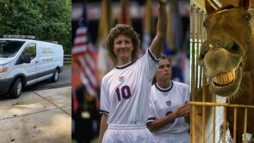 The Ballad Of Michelle Akers And The Rabid Bobcat