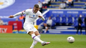 Aston Villa Completes Surprise Loan Deal For Ross Barkley
