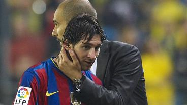 Pep Guardiola Says Messi Transfer 'Half In Our Minds'