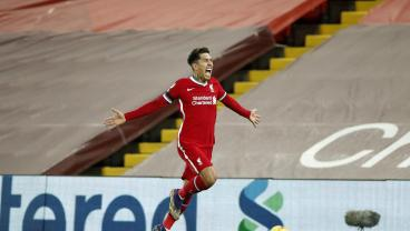 Bobby Firmino's 100-Yard Sprint In The 90th Minute Came AFTER His Match-Winning Goal