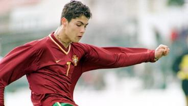 Today Marks 20 Years Since Ronaldo Made His Youth Debut For Portugal