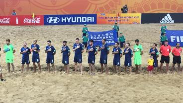 FIFA Beach Soccer World Cup Russia 2021 Facing Challenges A Few Months Out