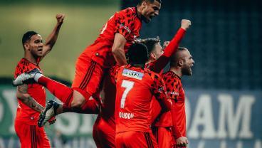 Beşiktaş Holds On To Take Huge Step Toward Title