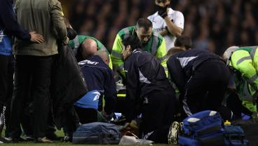 Players Who Collapsed On The Pitch