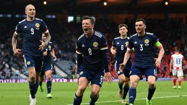Scotland Goal Vs Croatia