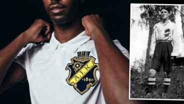 Sweden's AIK Delivers Another Jaw-Dropping Retro Kit