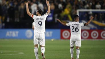 16-Year-Old LA Galaxy Monster Efraín Álvarez Dominates The Grown Ups In US Open Cup Play