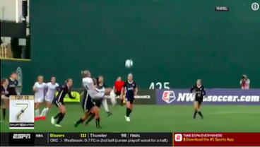 Alanna Kennedy Bikes Her Way Into The SportsCenter Top 10